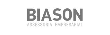 Logo cliente invento casa criativa Biason